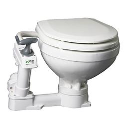 Johnson Pumps 80-47229-01 AquaT Compact Manual Marine Toilet