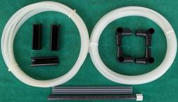 2 New Roll Lot Of Industrial Chemical Dispensing Injector Pu
