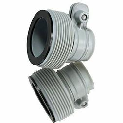 2 pcs intex hose adapter b pool