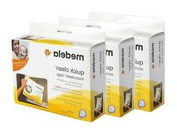 3 Boxes of 5 Medela Quick Clean Micro-Steam Bags--Authorized
