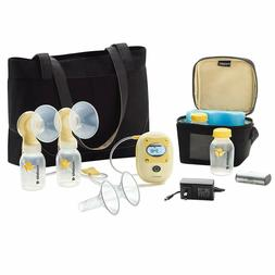 Medela 67060 Freestyle Double Hands Rechargeable Electric Br