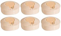 Medela Breastmilk Labeling Lids - 6 labeling lids in bulk no