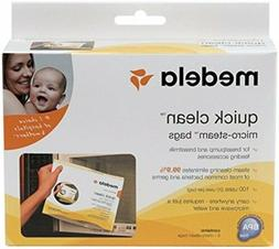 Medela Quick Clean Micro-Steam Bags Economy Pack of 4 retail