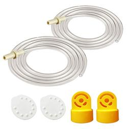 Pump in Style Tubing , 2 Valves and 2 Membranes for Medela P