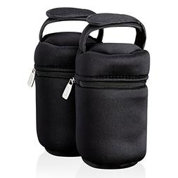 Tommee Tippee Insulated Bottle Bag and Bottle Cooler - Keeps