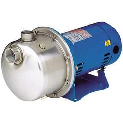 GOULDS WATER TECHNOLOGY LB1035 Booster Pump,1 HP,3Ph,208 to
