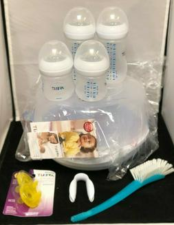Philips Avent Natural Baby Bottle Essentials Gift Set, SCD20