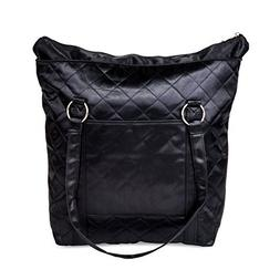 Spectra Baby USA - Breast Pump Tote Bag, Black - for Travel,