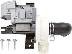 Express Parts Drain Pump Assembly Replacement for Whirlpool