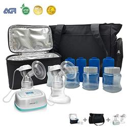 BelleMa Effective Pro Double Electric Breast Pump , with IDC