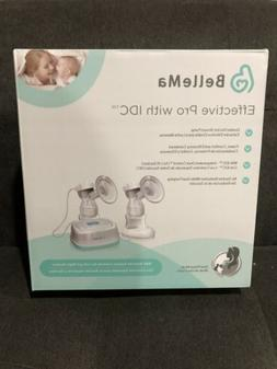 BelleMa Effective Pro Double Electric Breast Pump NEW And Se