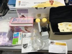 Ej02 Medela Freestyle Mobile Double Electric Breast Pump 670