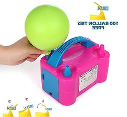 Party Zealot Electric Balloon Inflator Air Pump Massive Ball