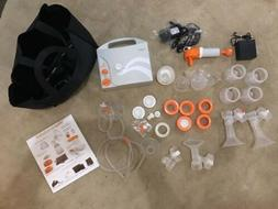 HYGEIA, EnJoye Cordless Double Electric Breast Pump, Deluxe