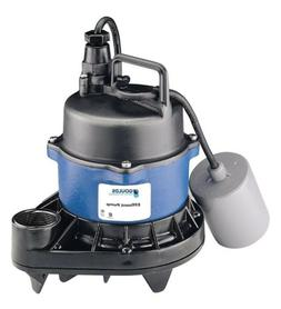 Goulds EP0411A Submersible Effluent Pump, 1/2.5 HP, 115 V, 1
