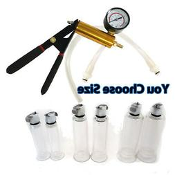 Female Nipple Enlargement / Enhancer Enhancement Pump Kits ~
