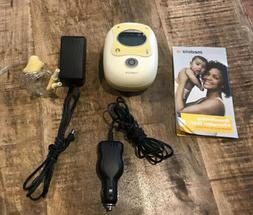 Medela Freestyle Breast Pump Hands-Free Double Electric Cool