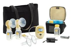 Medela Freestyle Deluxe Double Electric Rechargeable Breastp