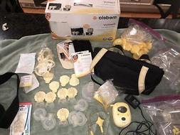 Medela Pump Kit Freestyle Double Breast Milk Spare Parts Bot