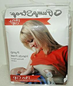 Pump Strap Hands Free Breastpump Bra -Adjustable Pumping Bra