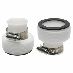 "Intex Pool Pump Conversion 1.25"" to 1.5"" type B Hose Adapter"