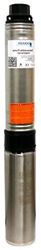 """Goulds 10HS05422C 4"""" Submersible Water Well Pump, 1/2HP, 230"""