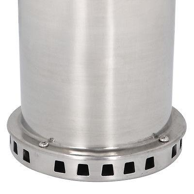 1HP Stainless Submersible Pump Water Pump 750W