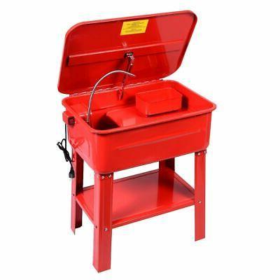 20 gallon automotive parts washer cleaner electric
