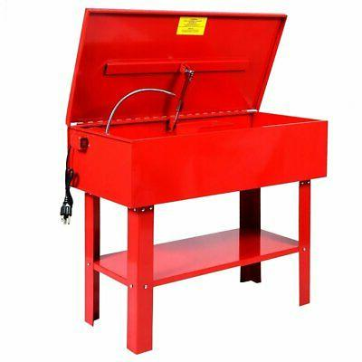 40 gallon automotive parts washer cleaner electric