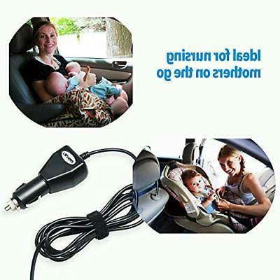 9 Vehicle Lighter Adapter for Pump-in-Style
