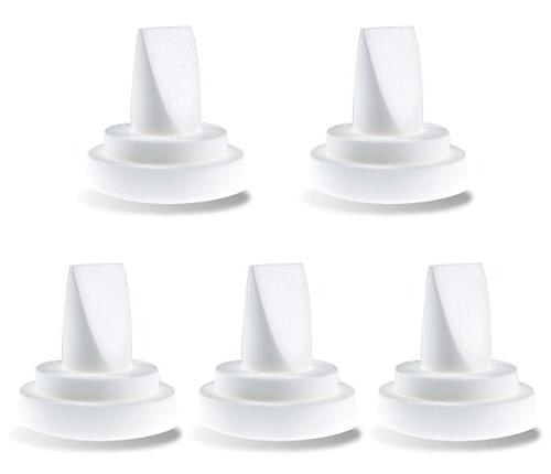 Nenesupply 5 pc Compatible Duckbill Valves for Medela Spectr