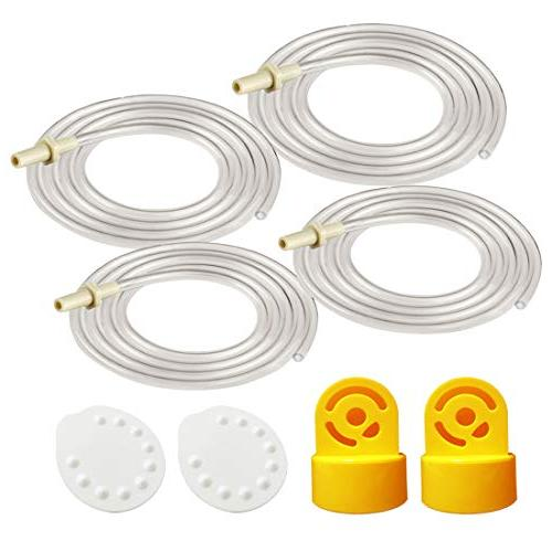 Tubing Replacement , 2 Valves and 2 Membranes for Medela Pum