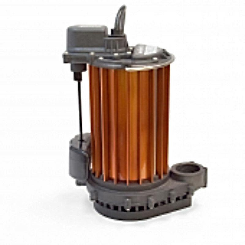 Auto Submersible Sump 1/2HP Magnetic