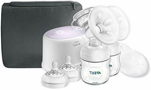 avent double electric breast pump bonus power