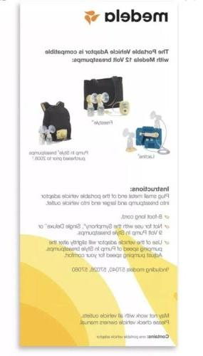 Medela Pump Parts Freestyle Portable Volt