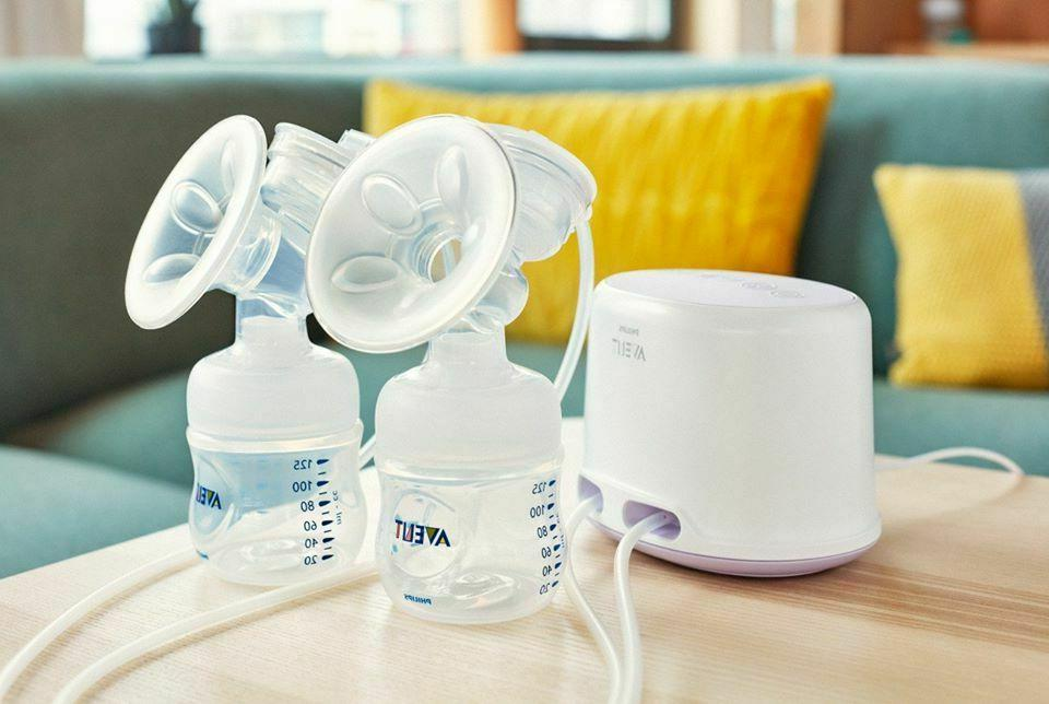 Philips Avent Double Electric Breast Power Cushion