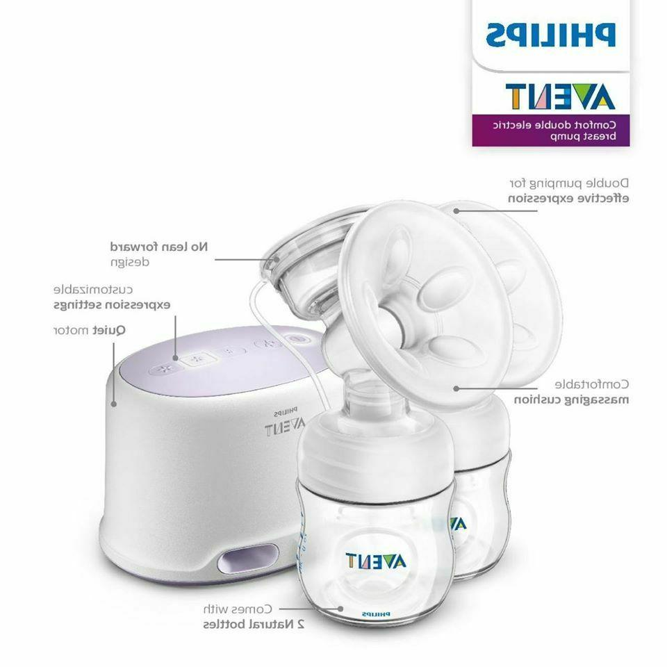 Philips Avent Double Breast + Power