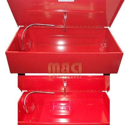 Electric 40 Gallon Parts Washer Tank