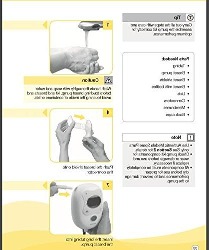 Medela Breast Parts, Extra Kit, Breast Shield and Membranes