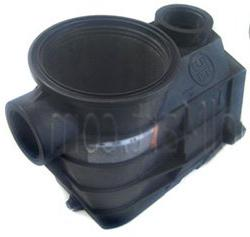 Pump Housing Strainer, 2in. with Drain Plugs