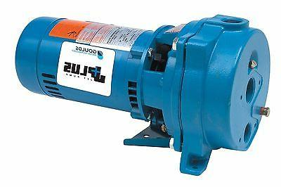 Goulds 1-1/2 HP Convertible Water Booster Home
