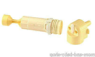 MEDELA REPLACEMENT FOR LACTINA: CONNECTOR, CYLINDER, PISTON
