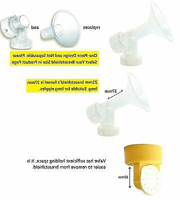 Replacement for Pump Use Medela Breastpump.