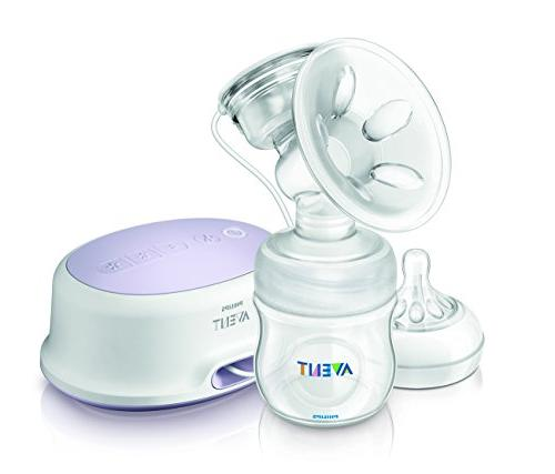 single electric comfort breast pump