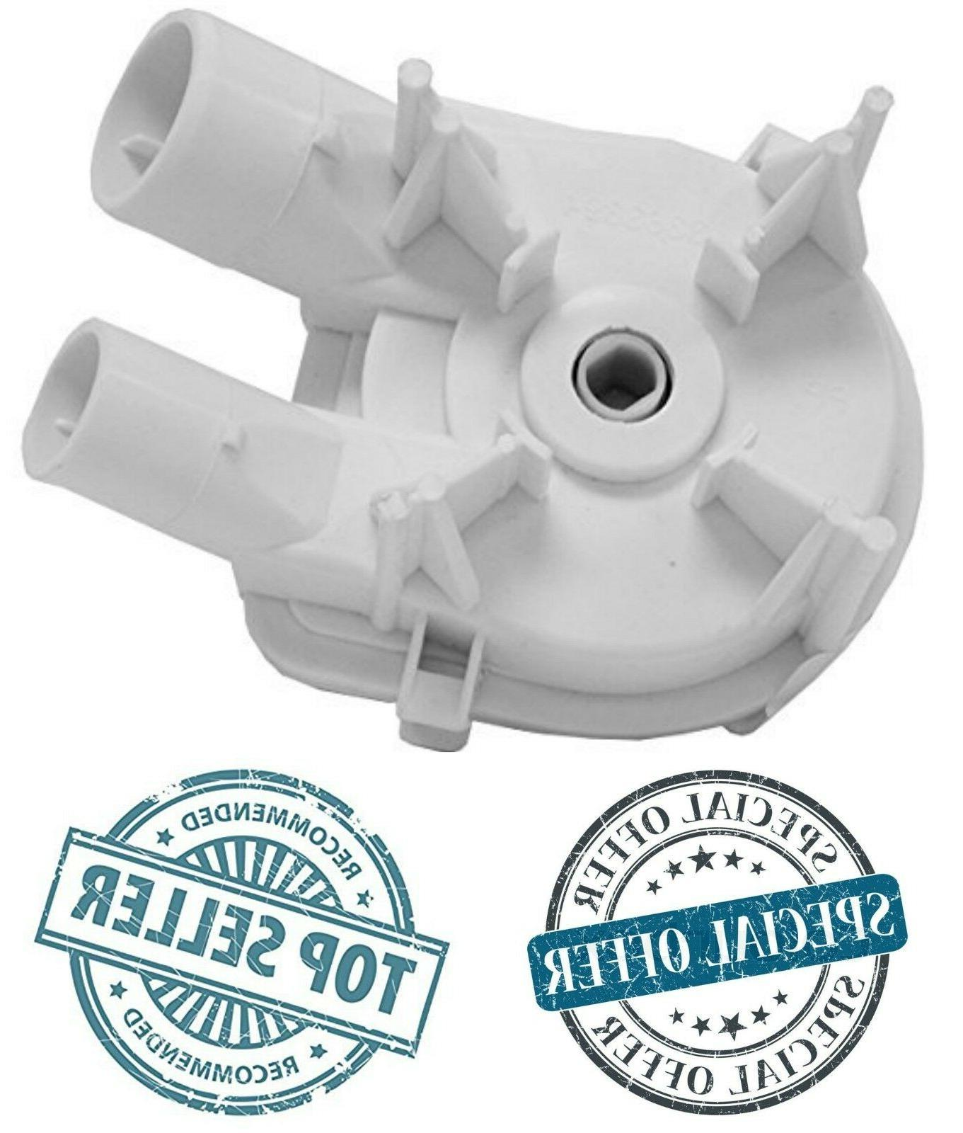 washer water pump whirlpool kenmore replacement part