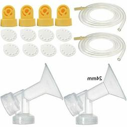 manual compatible pump parts for medela in