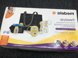 NEW Medela 67060 Freestyle Double Electric Rechargeable Brea