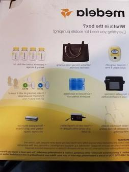 NEW - Medela 67060 Freestyle Double Electric Rechargeable Br