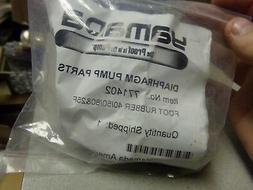 NEW  Yamada Diaphram Pump Parts Rubber Foot 771402  *FREE SH