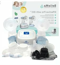 New! BelleMa Effective Pro Double Electric Breast Pump Mom's
